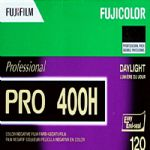Fuji Colour Print 120 Roll Camera Film